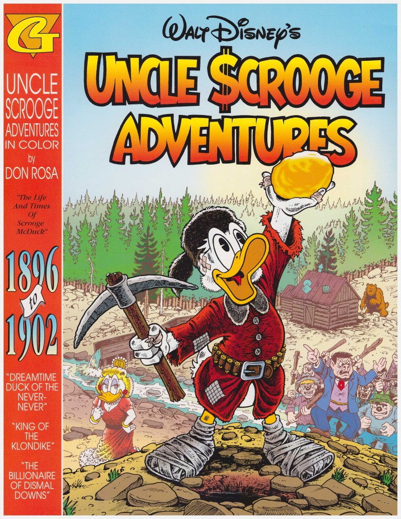 Uncle Scrooge Adventures: The Life and Times of Scrooge McDuck 1896 to 1902