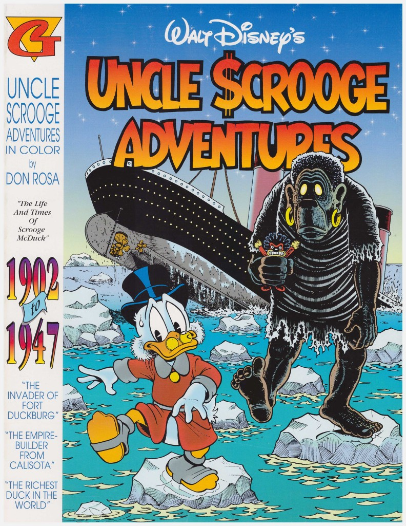 Uncle Scrooge Adventures: The Life and Times of Scrooge McDuck 1902 to 1947