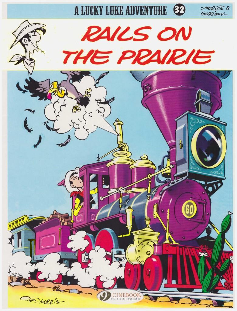 Lucky Luke: Rails on the Prairie