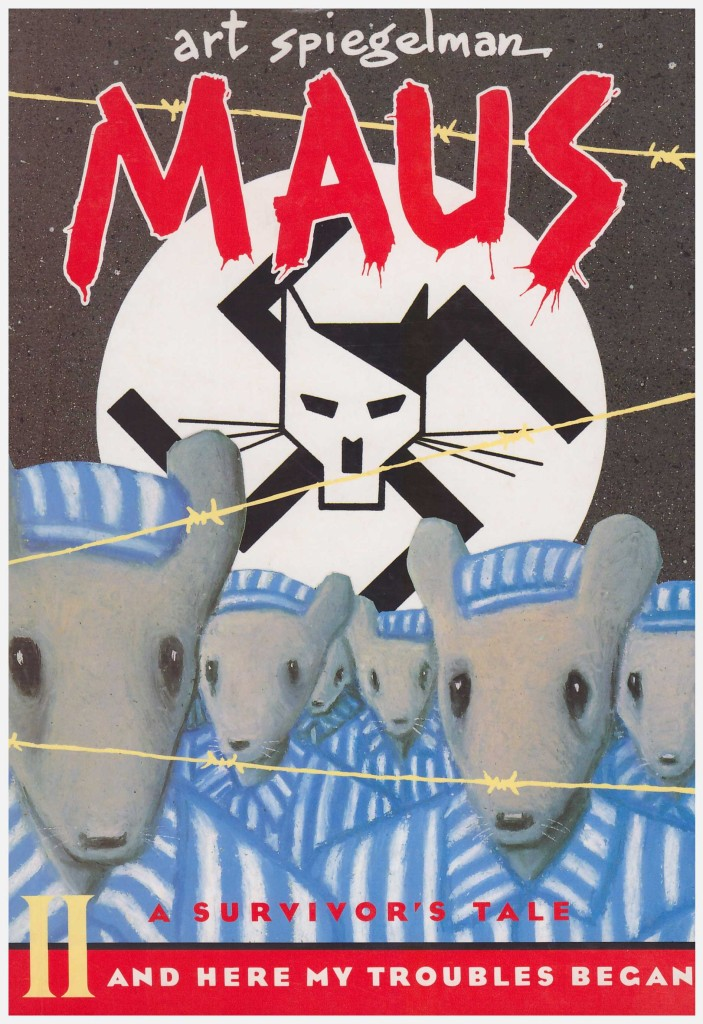 Maus: A Survivor's Tale II – And Here My Troubles Began