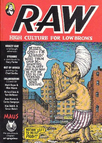 Raw: High Culture for Lowbrows – Vol 2, no. 3