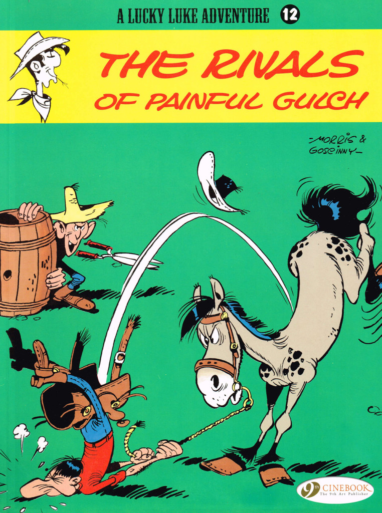Lucky Luke: The Rivals of Painful Gulch