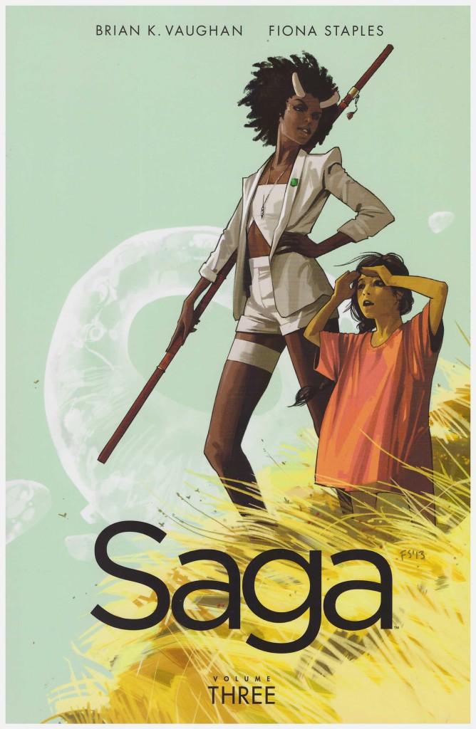 Saga Volume Three