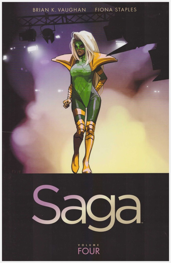 Saga Volume Four