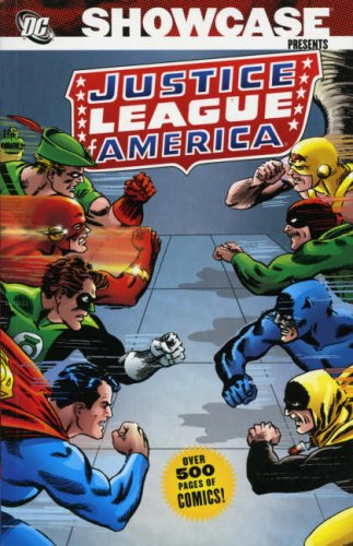 Showcase Presents Justice League of America Volume Three