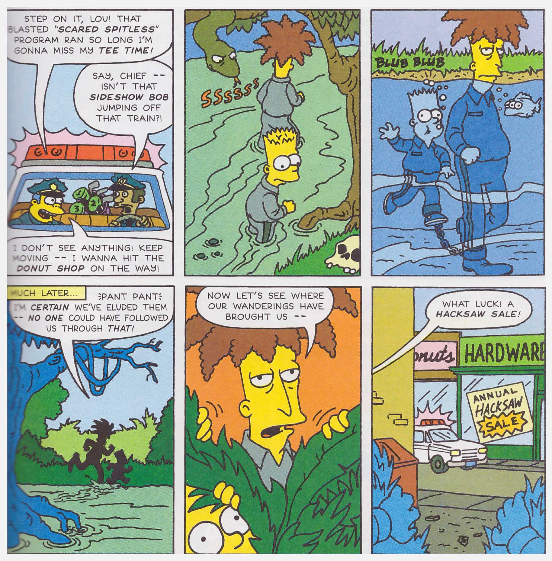 Simpsons Comics Extravaganza review