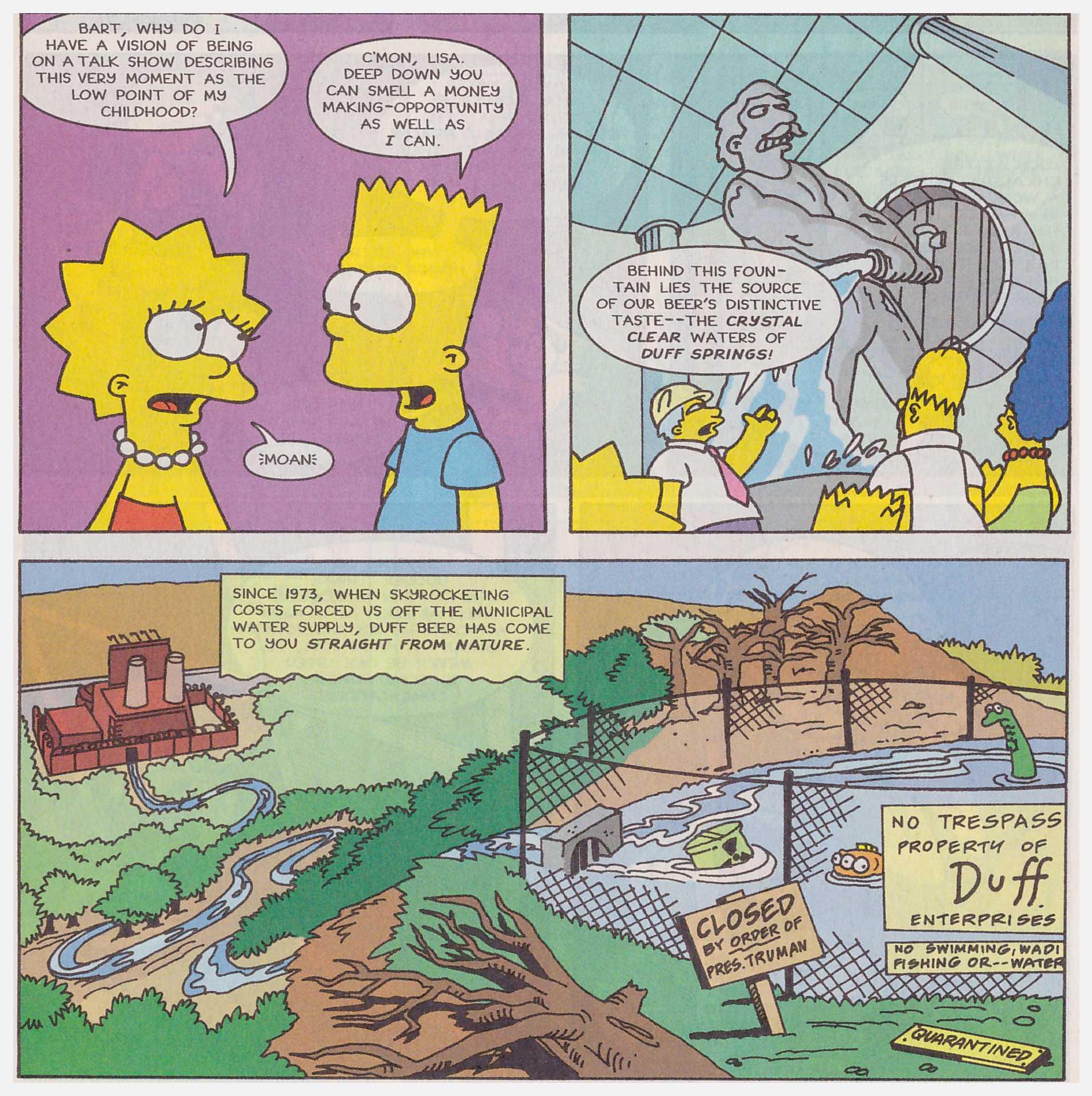 Simpsons Simpsorama review