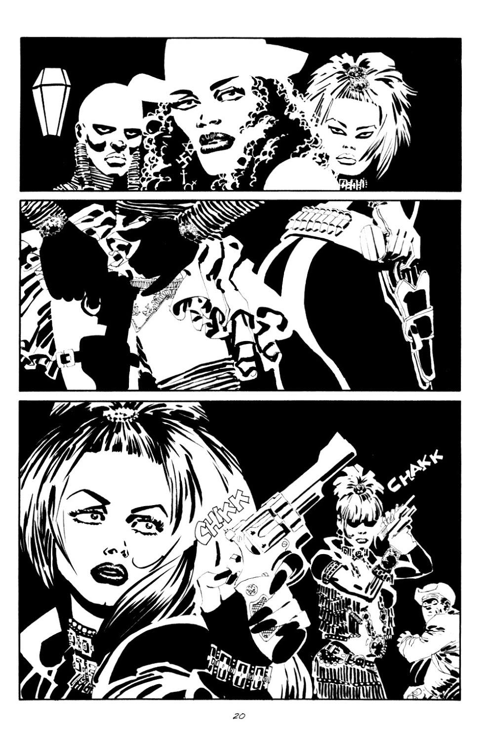 Sin City Big Fat Kill review