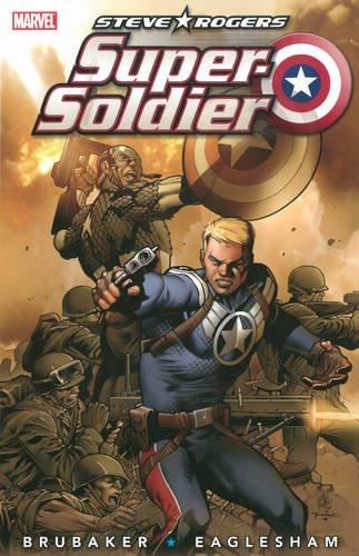 Steve Rogers – Super Soldier