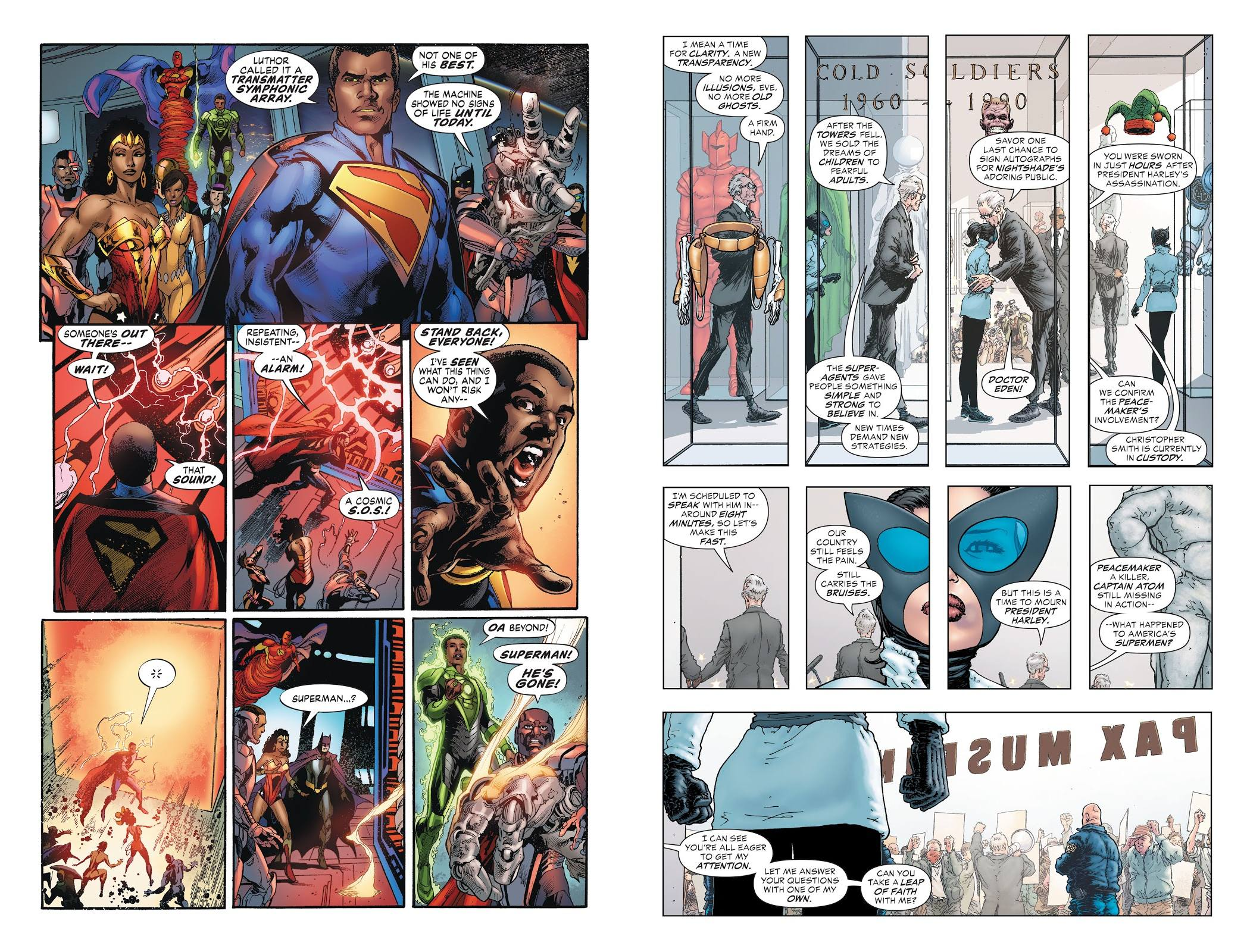 The Multiversity graphic novel review