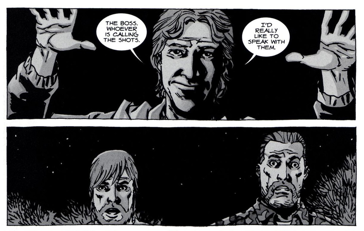 The Walking Dead 12 Life Among Them review