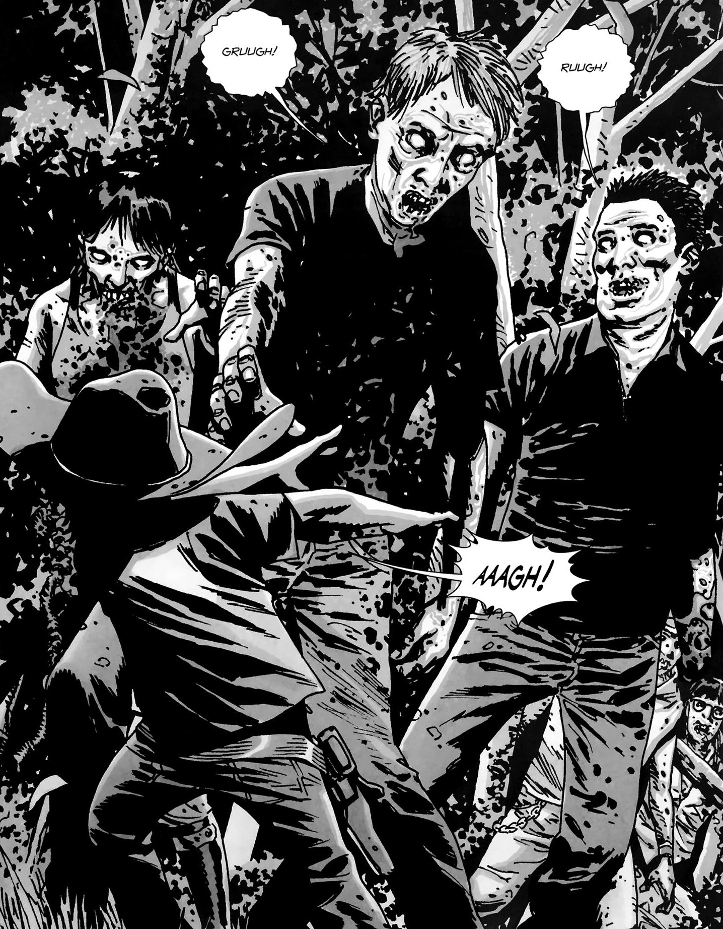 The Walking Dead 11 Fear the Hunters review
