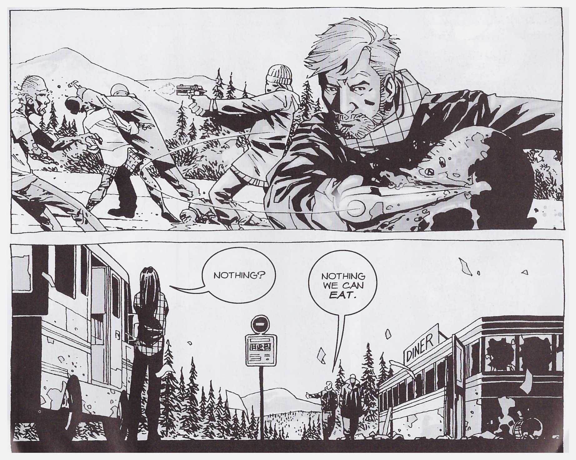 Walking Dead Book One review