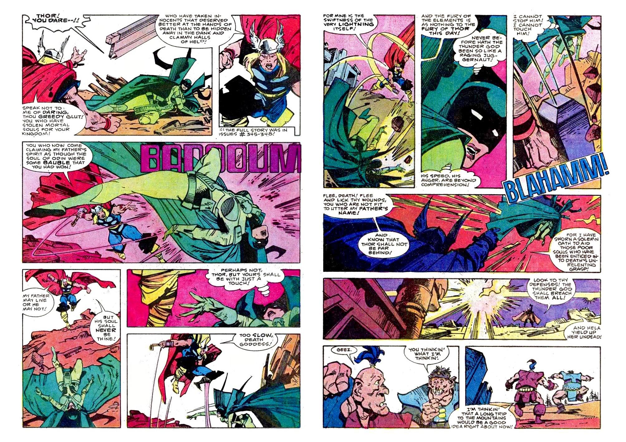 Thor Visionaries Walter Simonson volume 2 review