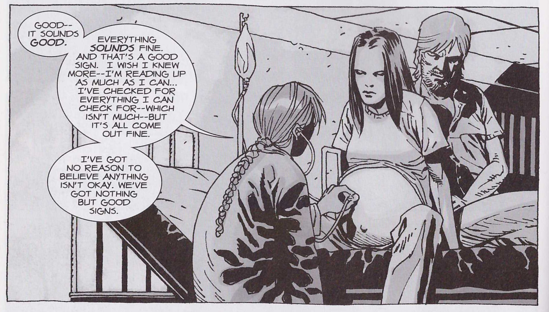The Walking Dead Book Four review