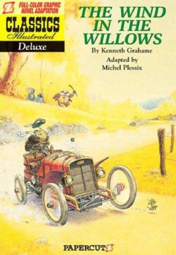 Classics Illustrated: The Wind in the Willows