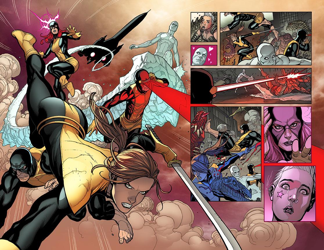 X-Men Battle of the Atom review