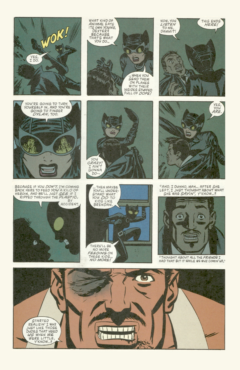 Catwoman Crooked Little Town review