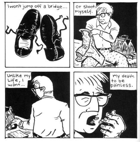 Cicada graphic novel review