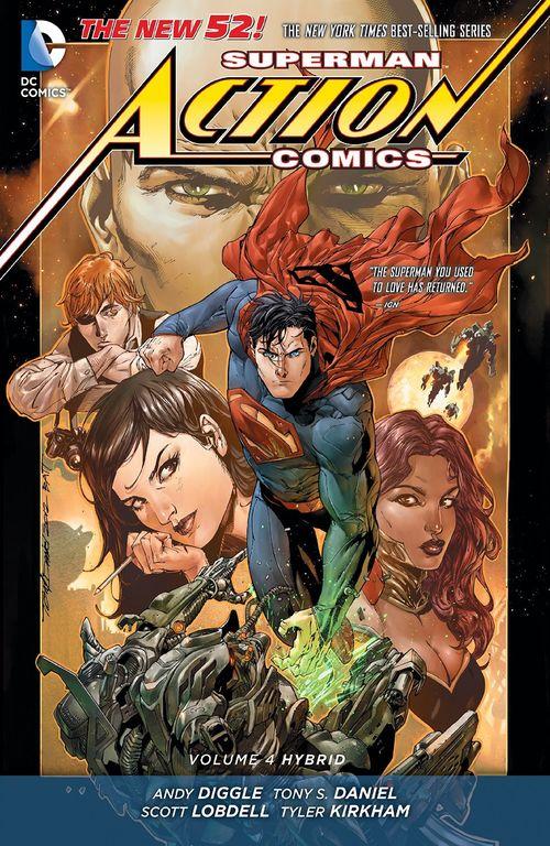 Action Comics: Hybrid