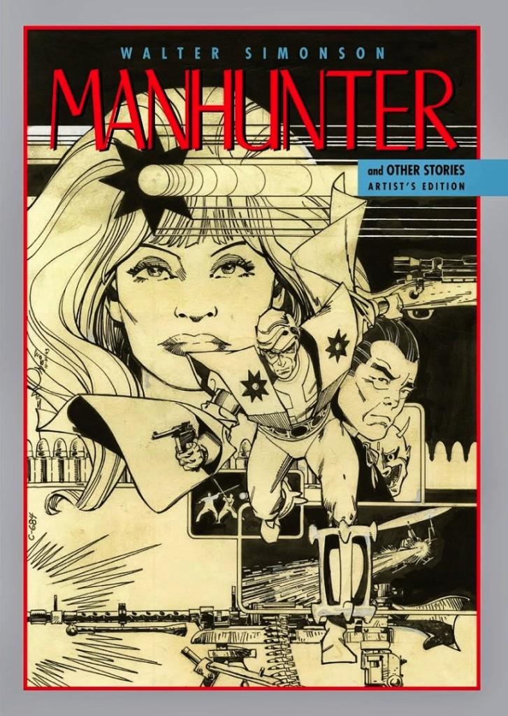 Walter Simonson's Manhunter & Other Stories Artist's Edition