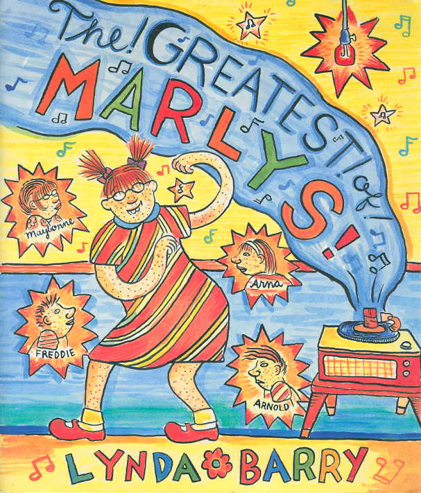 The! Greatest! of! Marlys!