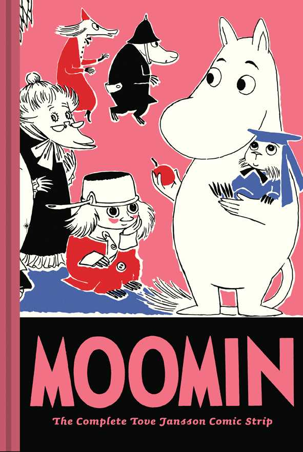 Moomin: The Complete Tove Jansson Comic Strip – Book Five