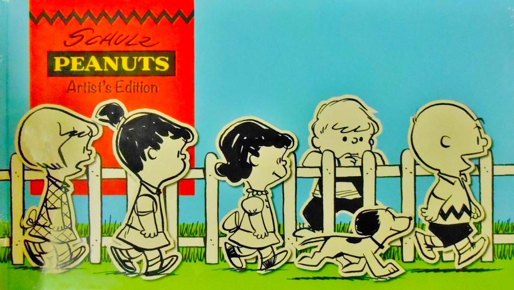 Charles Schulz's Peanuts: Artist's Edition