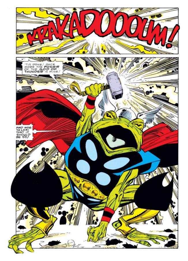 Thor Visionaries Walter Simonson volume 3 review