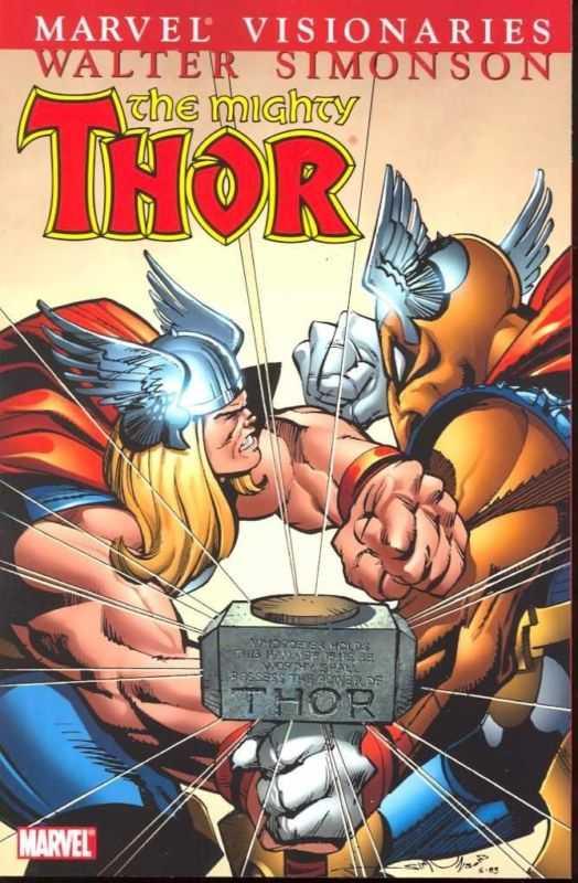 Thor Visionaries: Walt Simonson Vol. 1