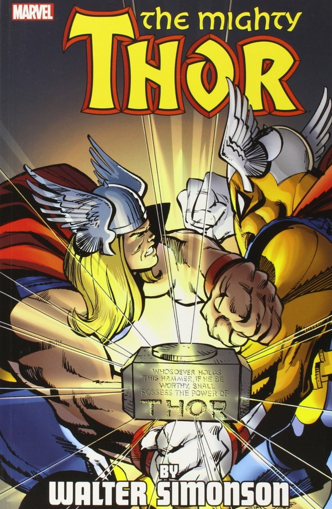Thor by Walter Simonson – Volume 1