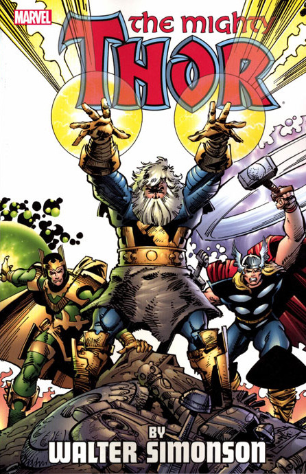 Thor by Walter Simonson Volume 2