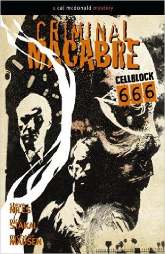 Criminal Macabre: Cell Block 666