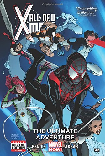 All-New X-Men: The Ultimate Adventure