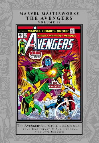 Marvel Masterworks: The Avengers Volume 14