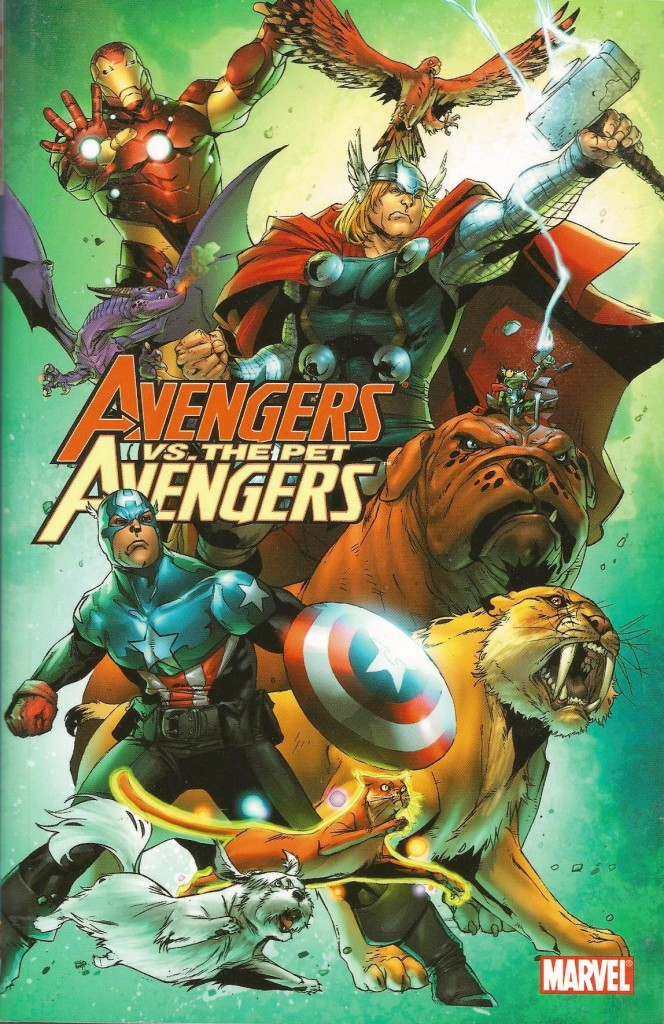 Avengers Vs. The Pet Avengers