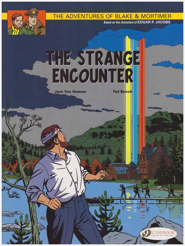 The Adventures of Blake & Mortimer: The Strange Encounter