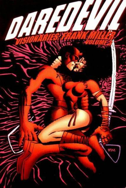Daredevil Visionaries: Frank Miller Volume 3