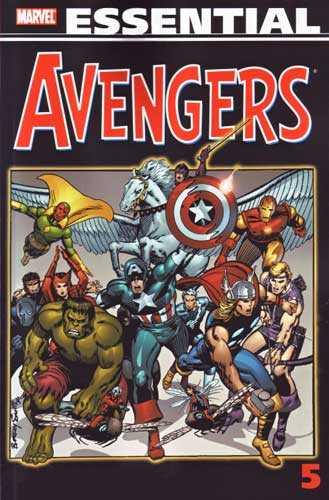 Essential Avengers Volume 5