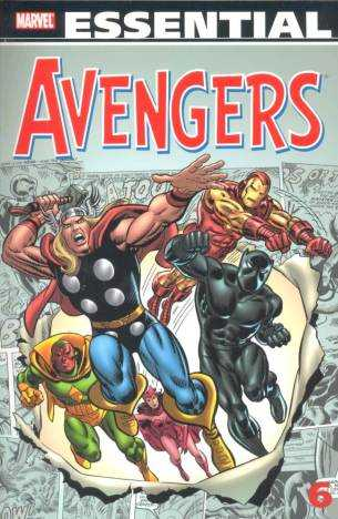 Essential Avengers Volume 6
