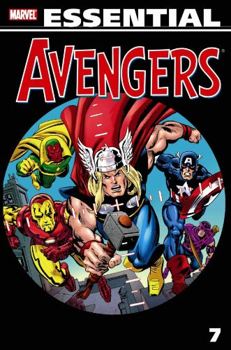 Essential Avengers Volume 7