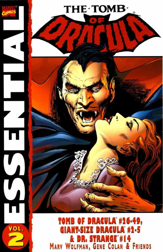Essential Tomb of Dracula Volume 2