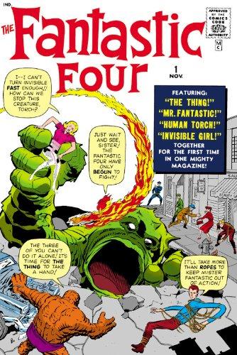 Fantastic Four Omnibus Volume 1
