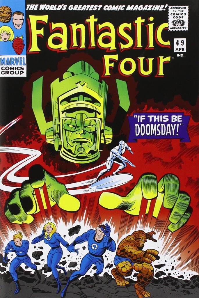 Fantastic Four Omnibus Volume 2