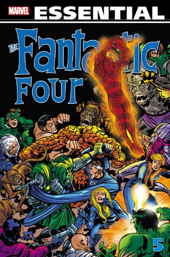Essential Fantastic Four Volume 5