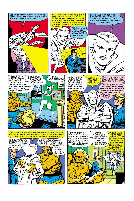 Fantastic Four Omnibus volume 1 review