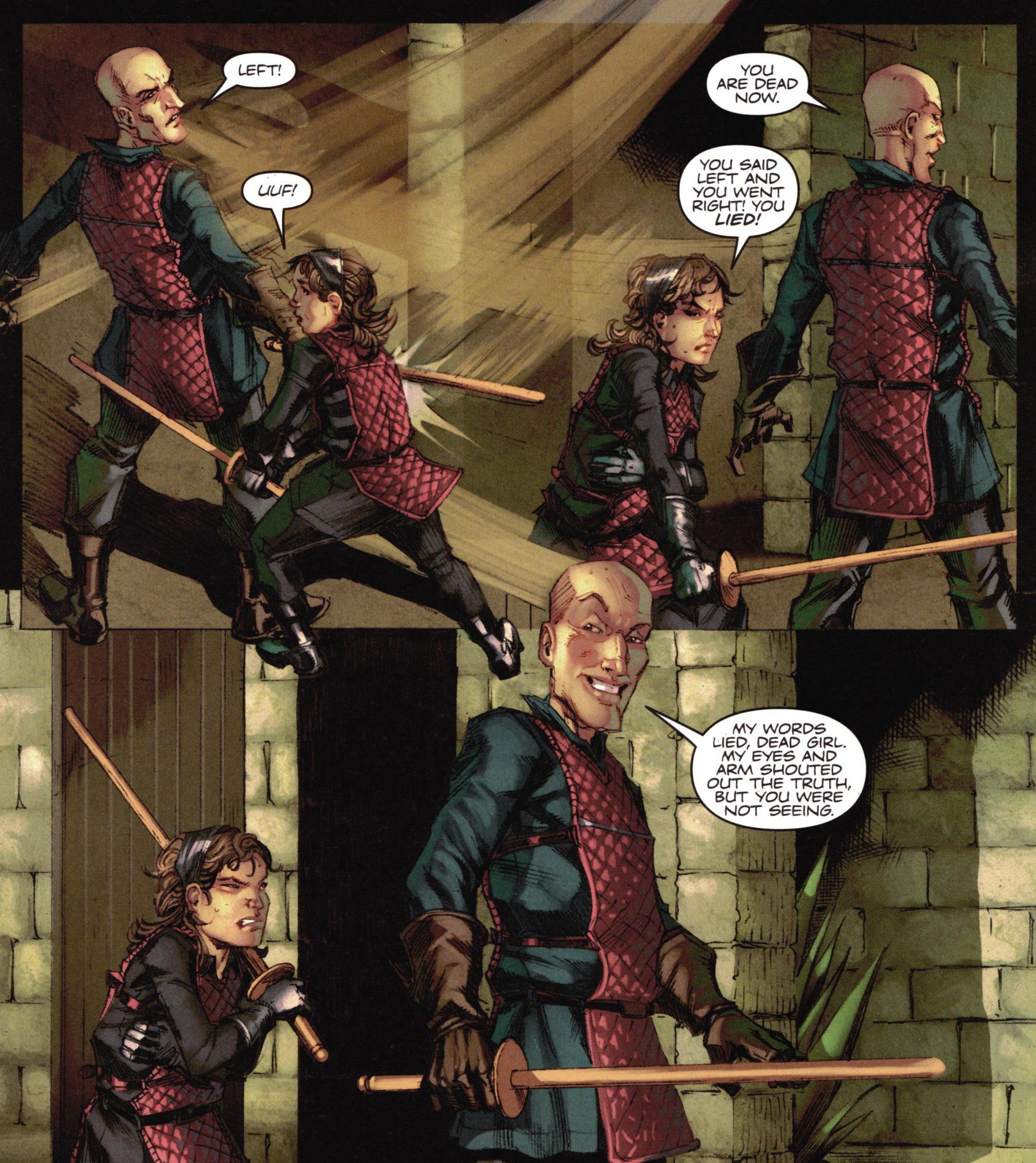 A Game of Thrones The Graphic Novel review