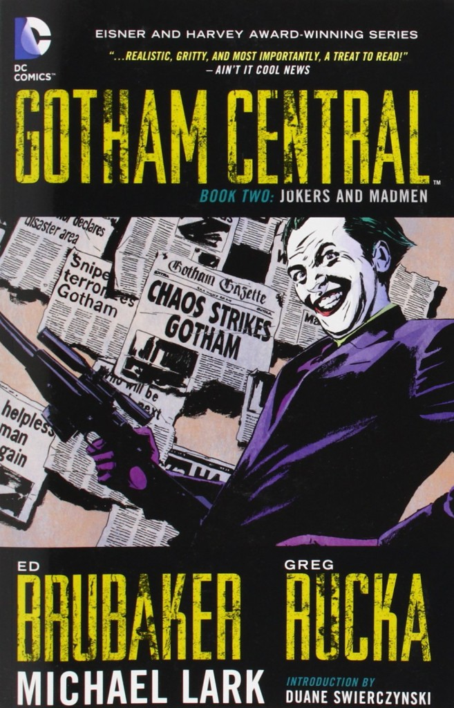 Gotham Central: Jokers and Madmen
