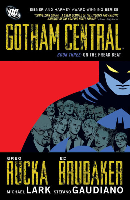 Gotham Central: On the Freak Beat