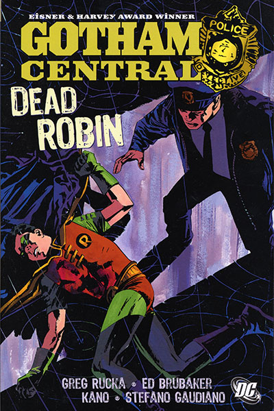 Gotham Central: Dead Robin